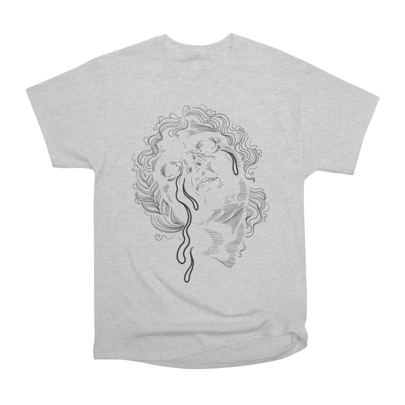 Cry Baby Men's T-Shirt by Meagan Blackwood's Artist Shop