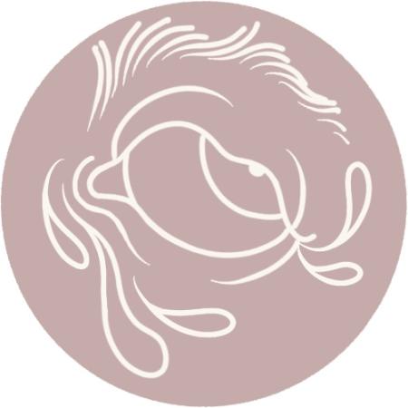 Logo for Meagan Blackwood's Artist Shop