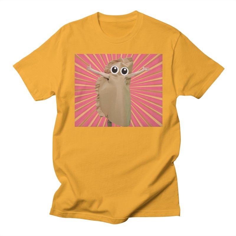 Pierogi Power Men's Regular T-Shirt by Mee And The Band