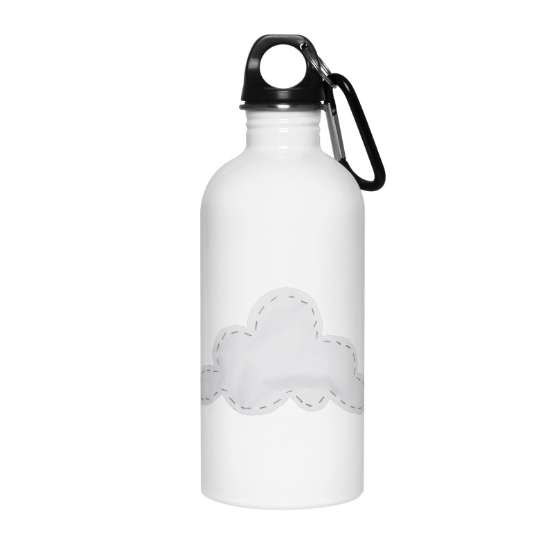 Cloudy Accessories Water Bottle by Mee And The Band