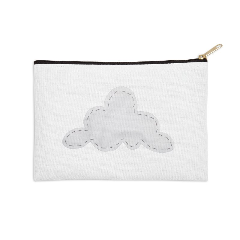 Cloudy Accessories Zip Pouch by Mee And The Band
