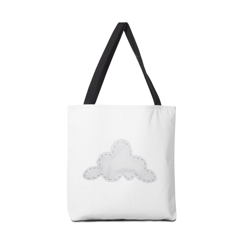 Cloudy Accessories Tote Bag Bag by Mee And The Band