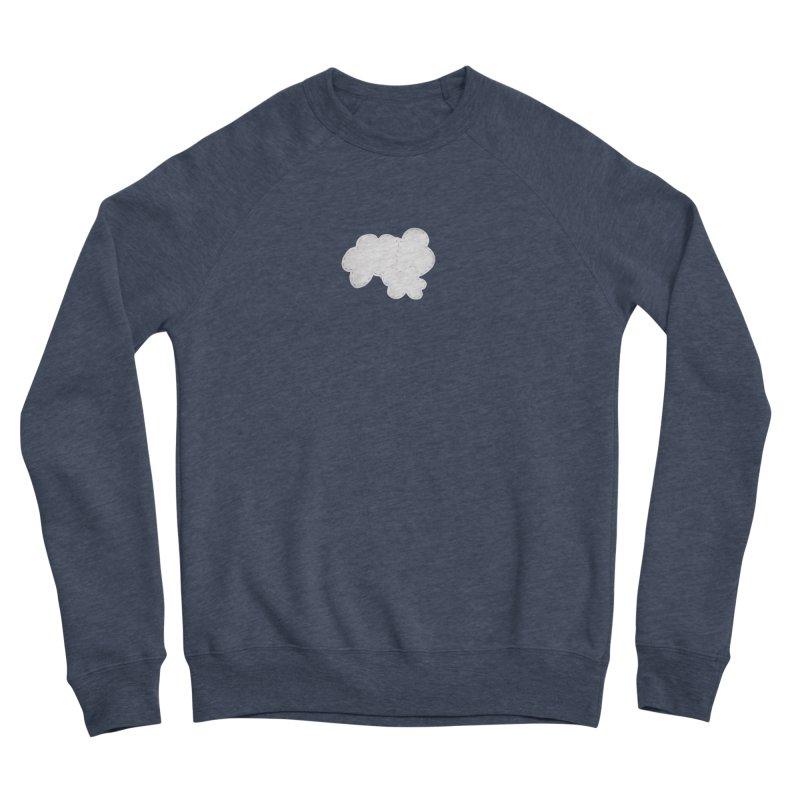 Clouds Men's Sponge Fleece Sweatshirt by Mee And The Band
