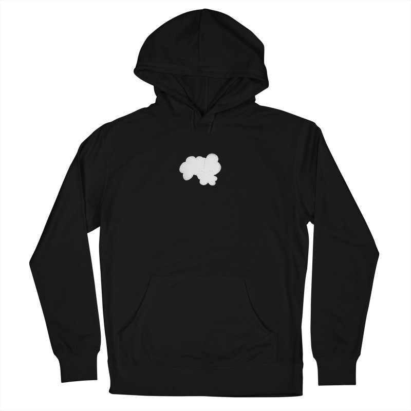 Clouds Men's French Terry Pullover Hoody by Mee And The Band