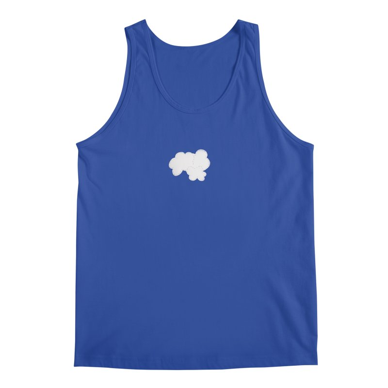 Clouds Men's Regular Tank by Mee And The Band