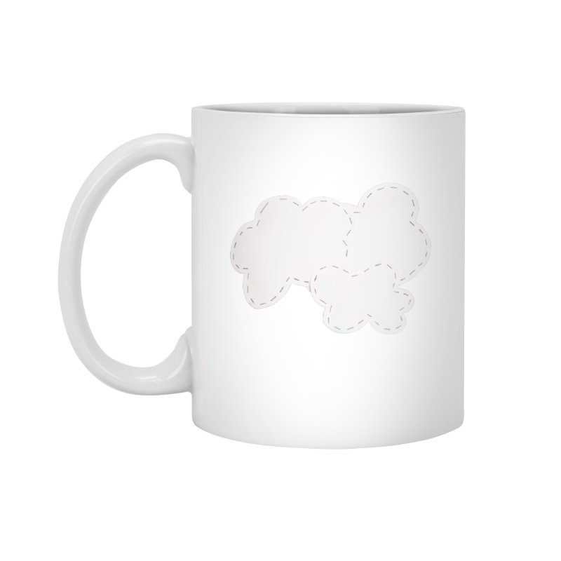 Clouds Accessories Standard Mug by Mee And The Band