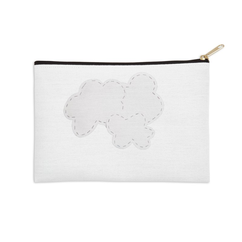 Clouds Accessories Zip Pouch by Mee And The Band