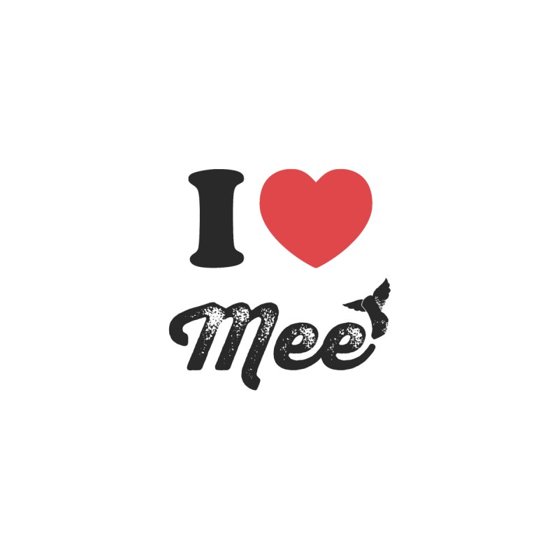 I love Mee Accessories Notebook by Mee And The Band
