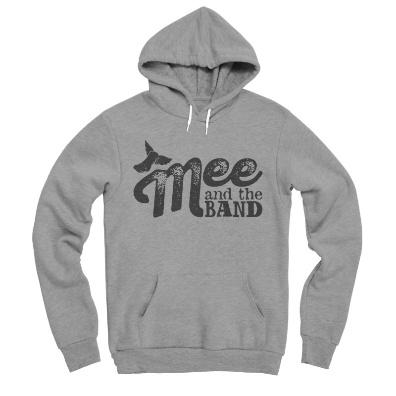 Mee And The Band Women's Sponge Fleece Pullover Hoody by Mee And The Band