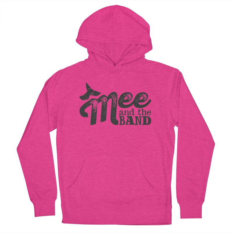 Mee And The Band Men's French Terry Pullover Hoody by Mee And The Band