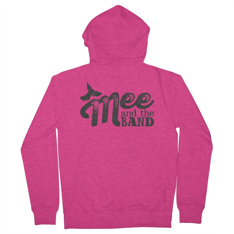 Mee And The Band Women's French Terry Zip-Up Hoody by Mee And The Band
