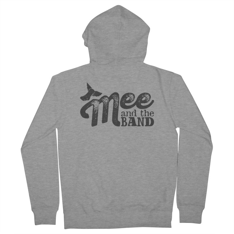 Mee And The Band Men's French Terry Zip-Up Hoody by Mee And The Band