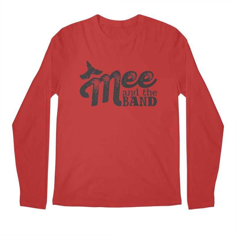 Mee And The Band Men's Regular Longsleeve T-Shirt by Mee And The Band
