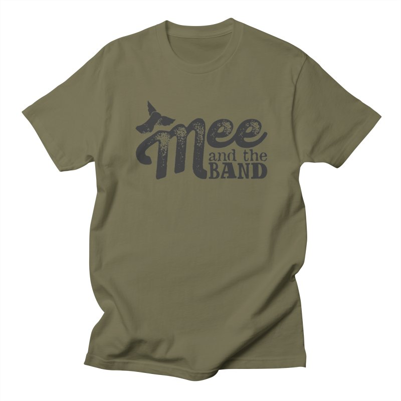 Mee And The Band Men's Regular T-Shirt by Mee And The Band