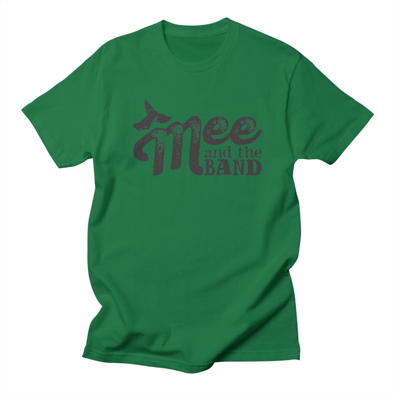Mee And The Band Women's Regular Unisex T-Shirt by Mee And The Band