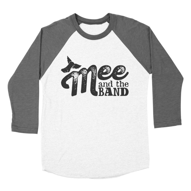 Mee And The Band Men's Baseball Triblend Longsleeve T-Shirt by Mee And The Band