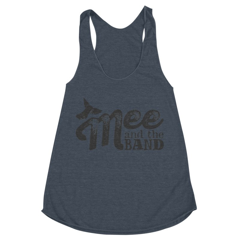 Mee And The Band Women's Racerback Triblend Tank by Mee And The Band