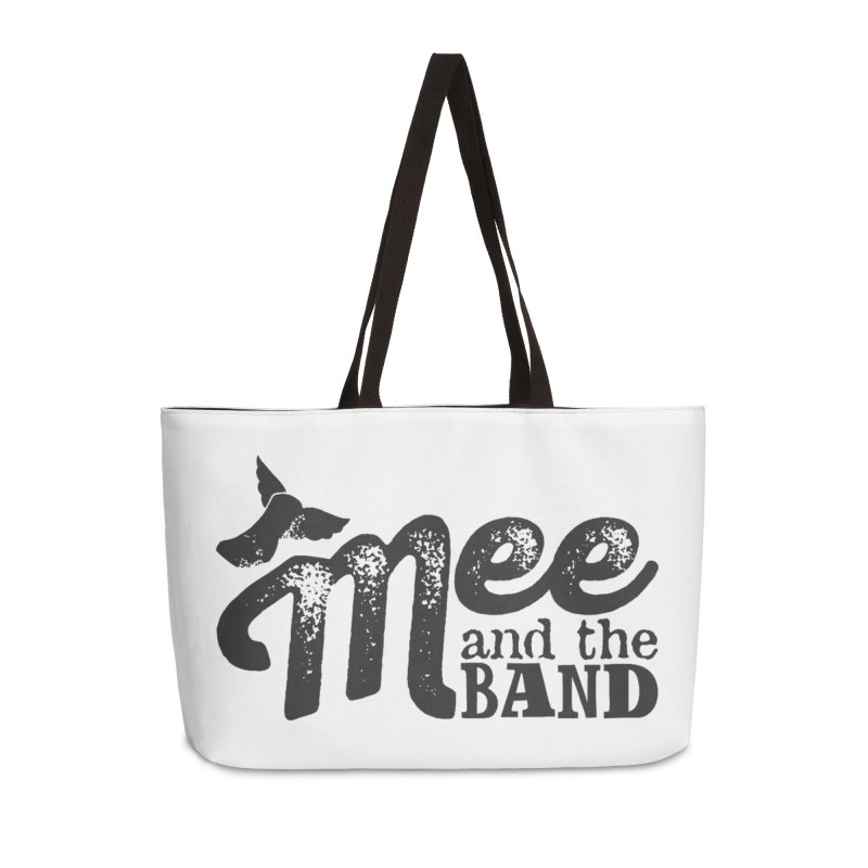 Mee And The Band Accessories Weekender Bag Bag by Mee And The Band