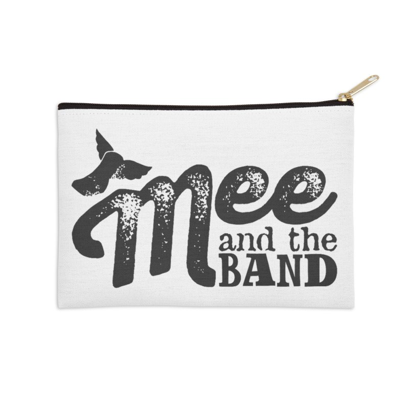 Mee And The Band Accessories Zip Pouch by Mee And The Band