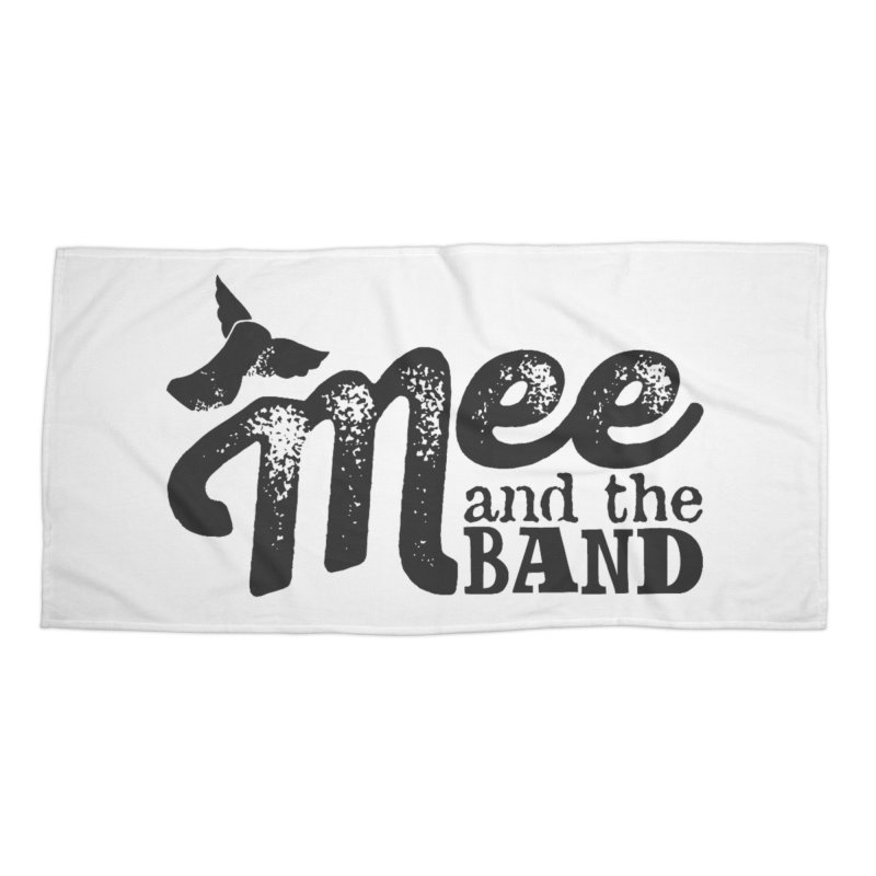 Mee And The Band Accessories Beach Towel by Mee And The Band