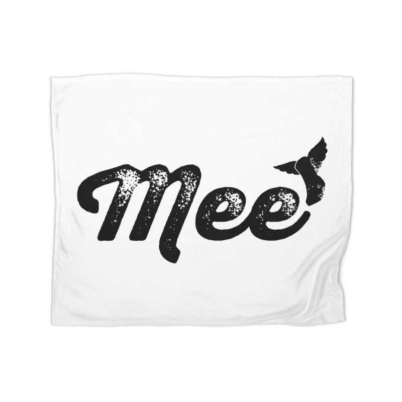 Mee Home Fleece Blanket Blanket by Mee And The Band