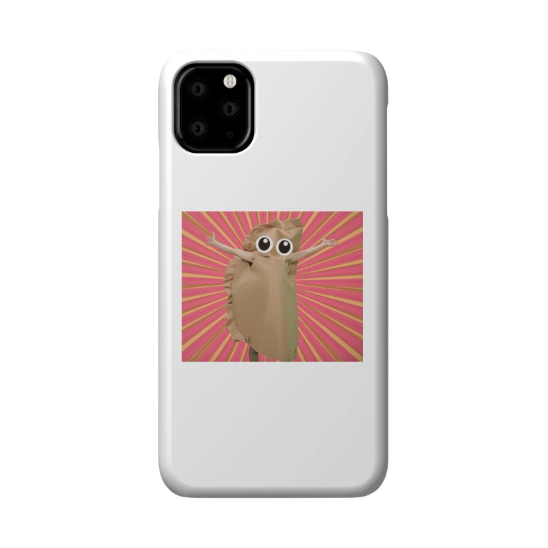 Pan Pierog from EAT PIEROGI Accessories Phone Case by Mee And The Band
