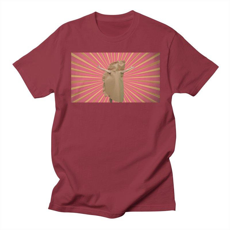 Pan Pierog - EAT PIEROGI Men's Regular T-Shirt by Mee And The Band