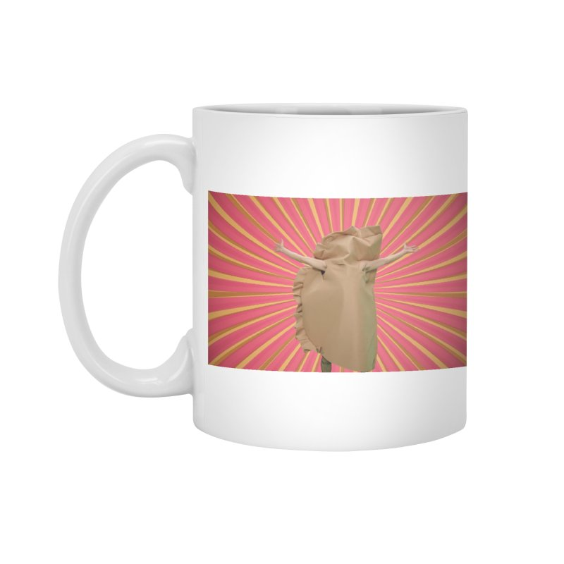 Pan Pierog - EAT PIEROGI Accessories Standard Mug by Mee And The Band
