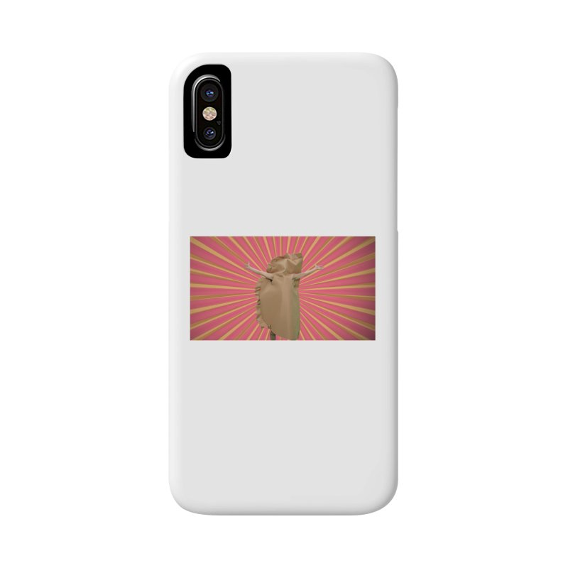 Pan Pierog - EAT PIEROGI Accessories Phone Case by Mee And The Band