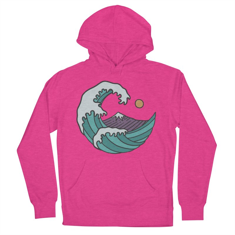 Great Wave Men's Pullover Hoody by MEECH