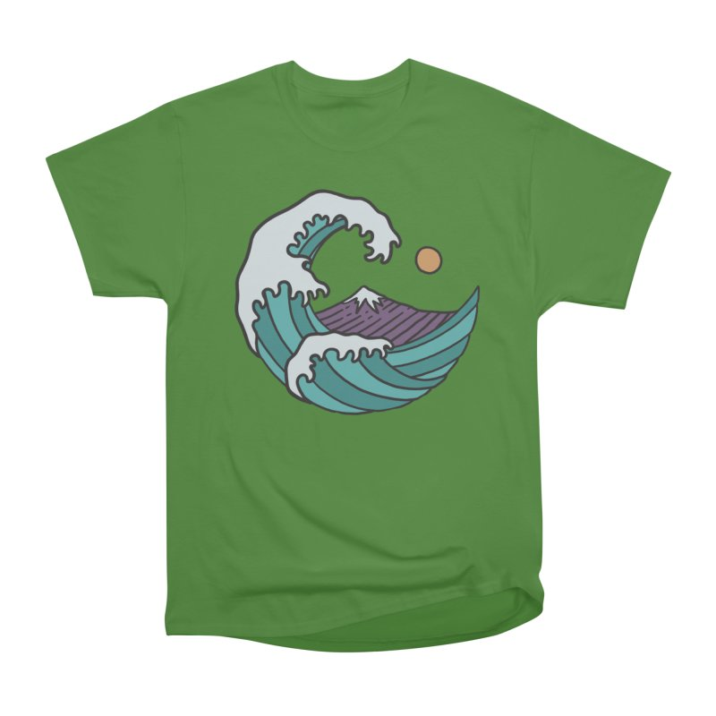 Great Wave Men's Classic T-Shirt by MEECH