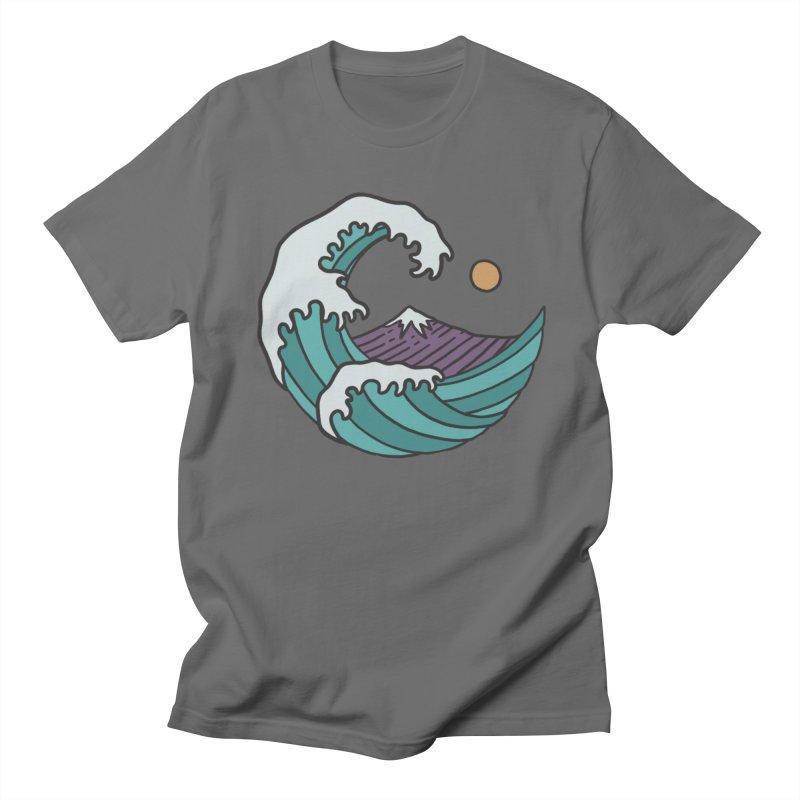 Great Wave Men's T-shirt by MEECH