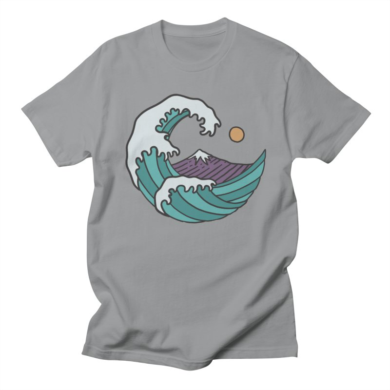 Great Wave Women's Unisex T-Shirt by MEECH