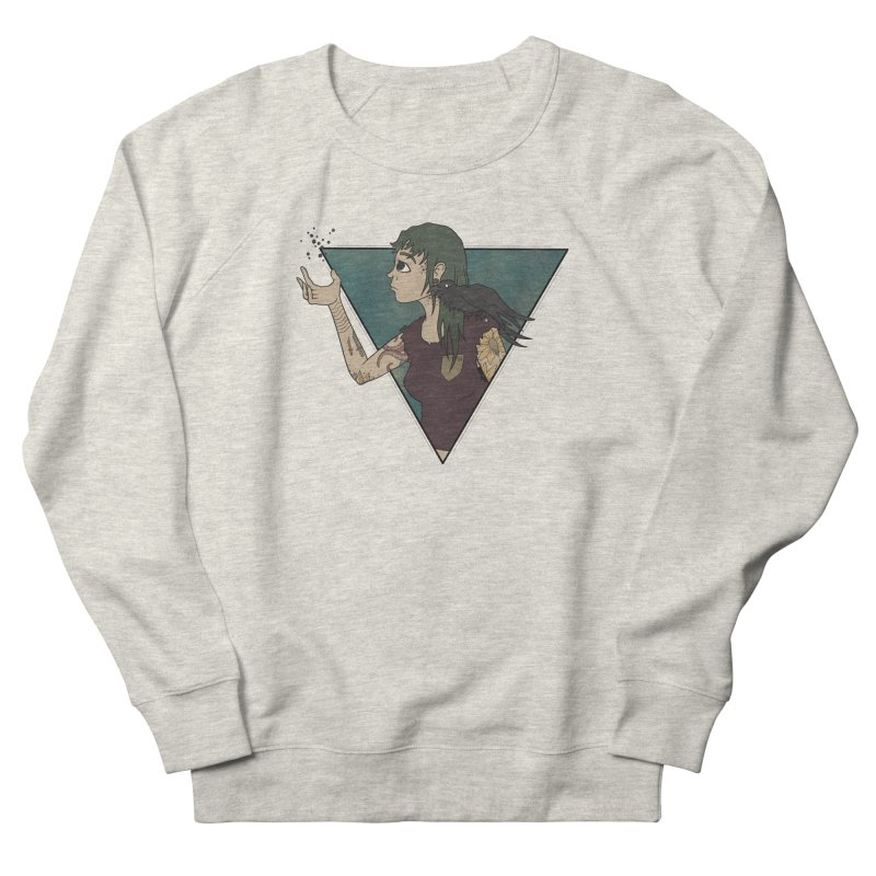 Bending the dark void Women's Sweatshirt by MEECH