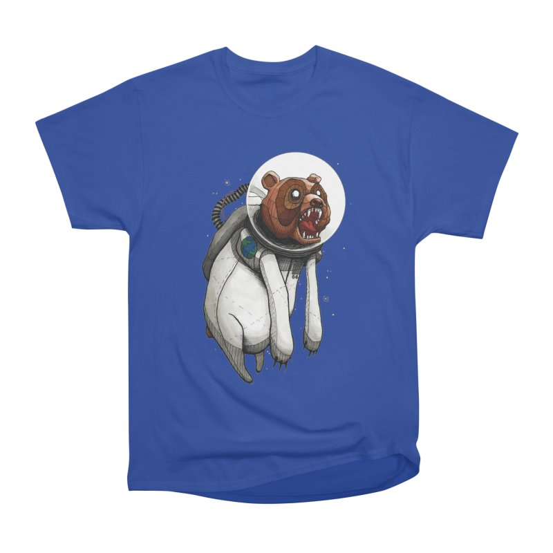 Space Bear Men's Classic T-Shirt by MEECH