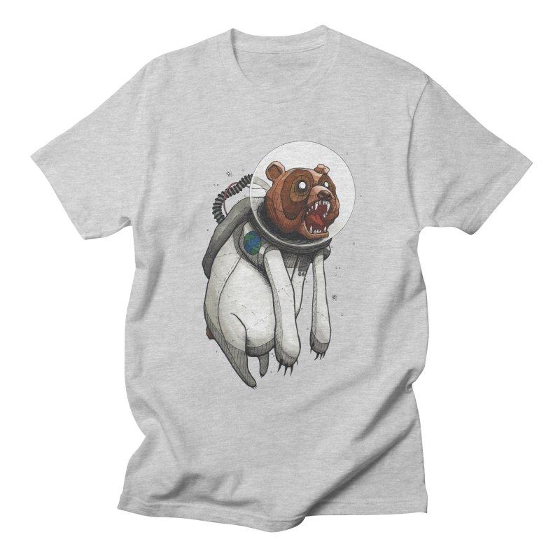 Space Bear Women's Unisex T-Shirt by MEECH