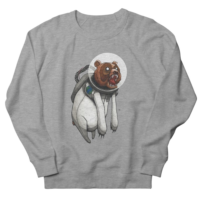 Space Bear Women's Sweatshirt by MEECH