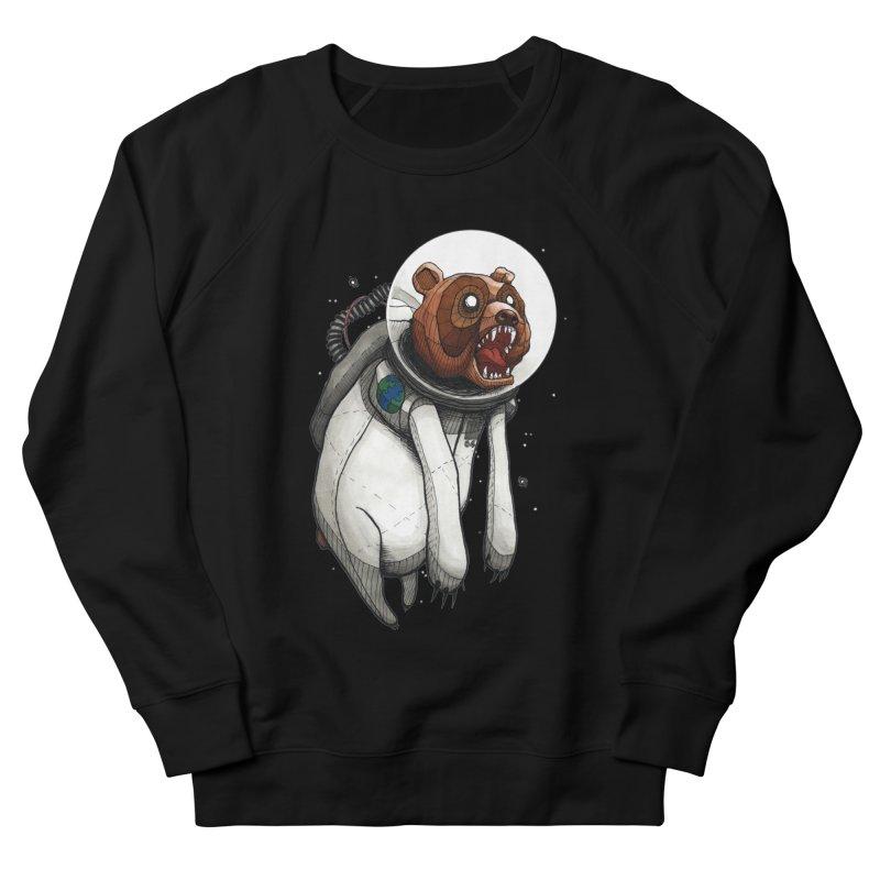 Space Bear Women's Sweatshirt by MEECH