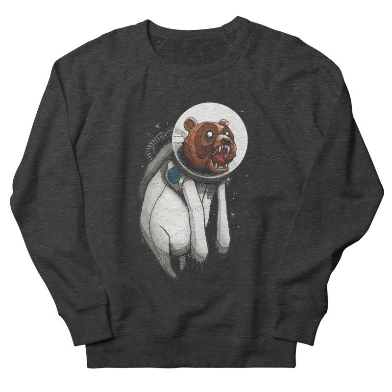 Space Bear Men's Sweatshirt by MEECH