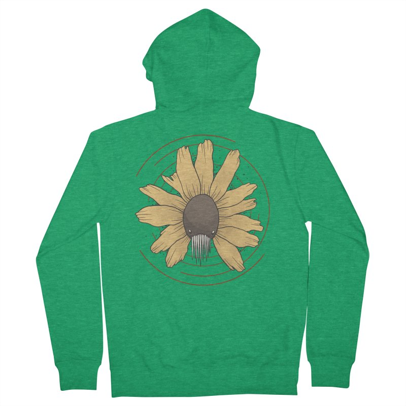 All the flowers Women's Zip-Up Hoody by MEECH