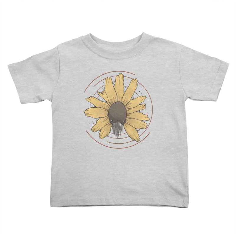 All the flowers Kids Toddler T-Shirt by MEECH