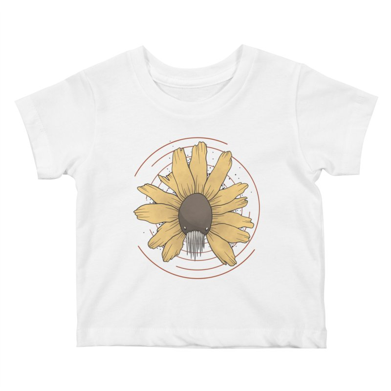 All the flowers Kids Baby T-Shirt by MEECH