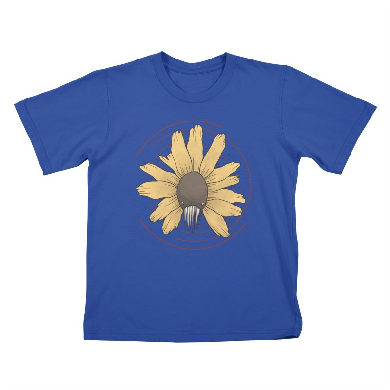 All the flowers Kids T-Shirt by MEECH