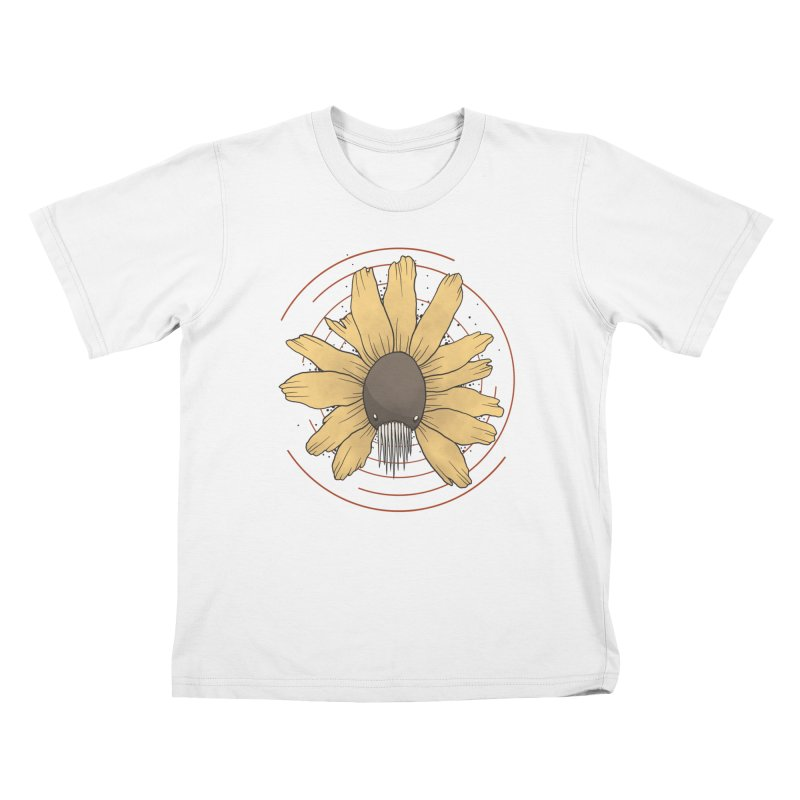 All the flowers Kids T-shirt by MEECH
