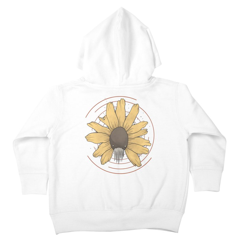 All the flowers Kids Toddler Zip-Up Hoody by MEECH