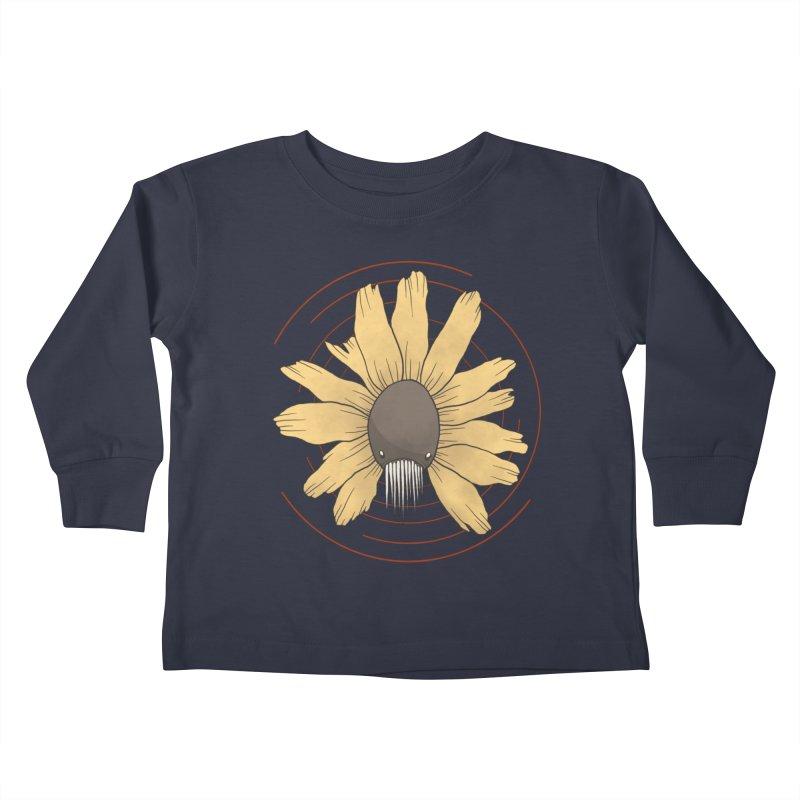 All the flowers Kids Toddler Longsleeve T-Shirt by MEECH