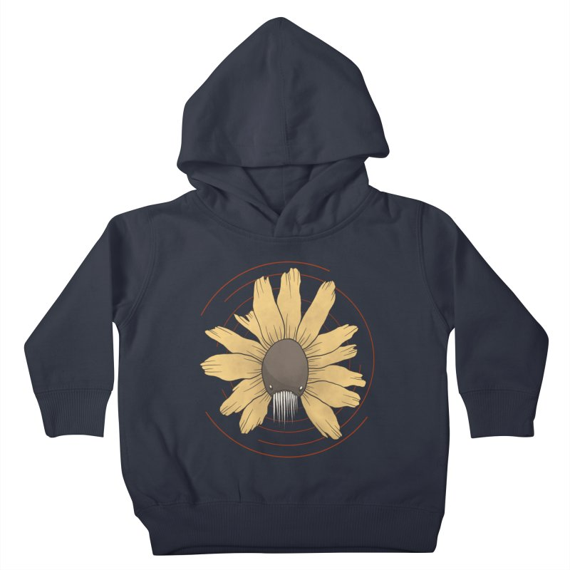 All the flowers Kids Toddler Pullover Hoody by MEECH