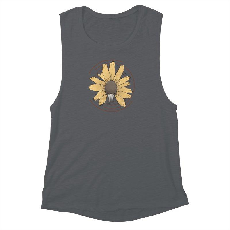All the flowers Women's Muscle Tank by MEECH