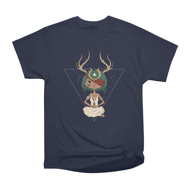 Warden Men's Classic T-Shirt by MEECH