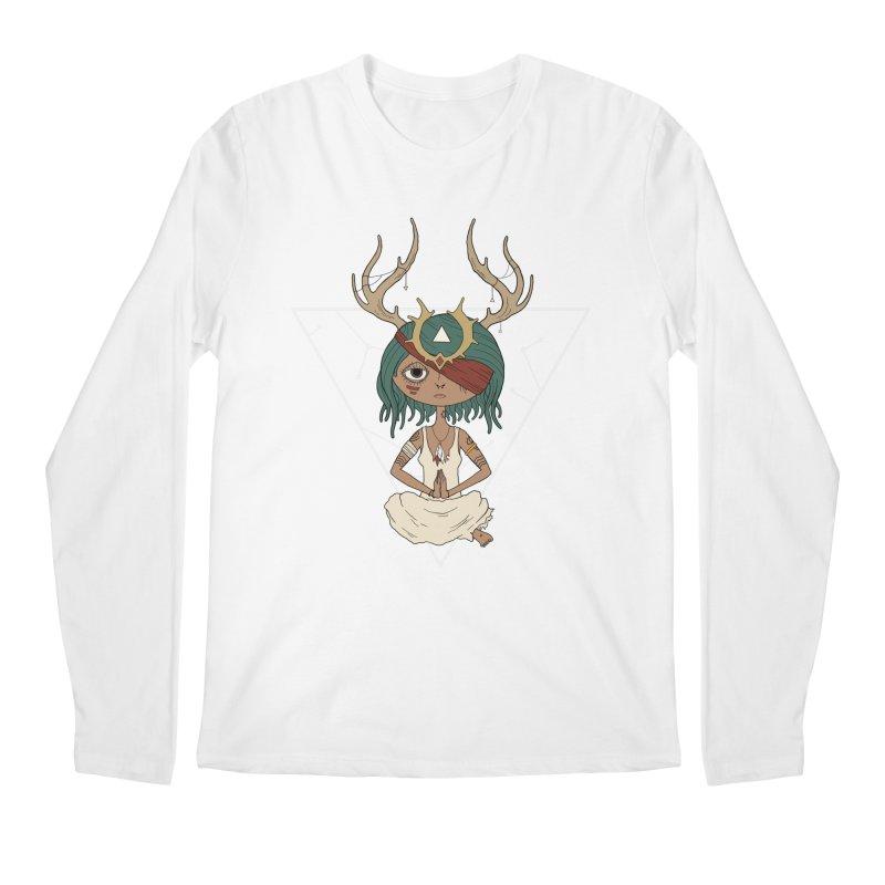 Warden Men's Longsleeve T-Shirt by MEECH